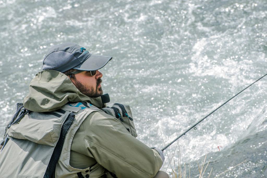 Baptiste CONQUET votre moniteur guide de Pêche à la Mouche s'adaptera à vos envies et vous conduira sur des spots de pêche adaptés à votre niveau et votre conditions physiques en tenant compte des conditions climatique.